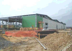 Logistics Consultancy for New Warehouse Design